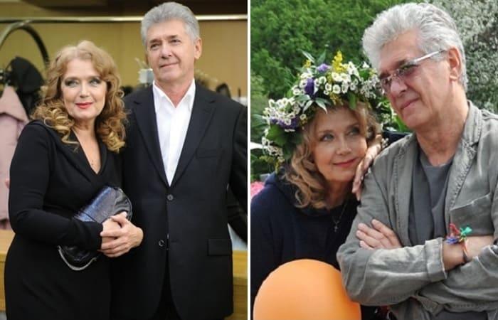 Одна из самых красивых актерских пар | Фото: liveinternet.ru