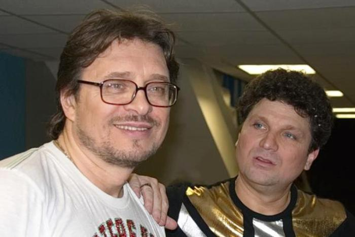 Артисты Владимир Маркин и Сергей Минаев | Фото: ego-zhena.ru