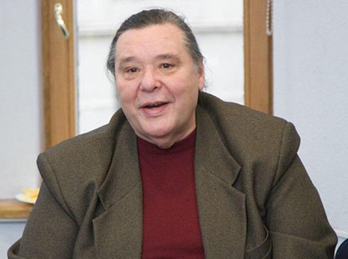 Актер Сергей Николаев | Фото: kino-teatr.ru
