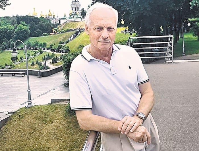 Сергей Остапенко в наши дни | Фото: aif.ru