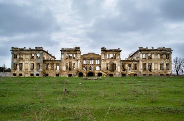 В этом поместье жил знаменитый пациент Фрейда | Фото: docs.ahistory.info