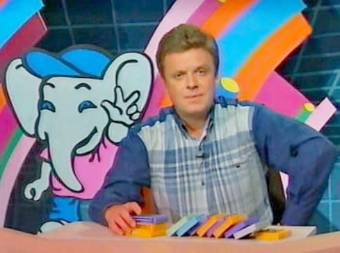 Автор и ведущий детских программ на телевидении Сергей Супонев | Фото: starhit.ru