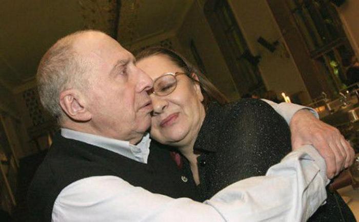 Сергей Юрский и Наталья Тенякова | Фото: bigpicture.ru