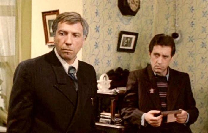 Кадр из фильма *Место встречи изменить нельзя*, 1979 | Фото: teleprogramma.pro