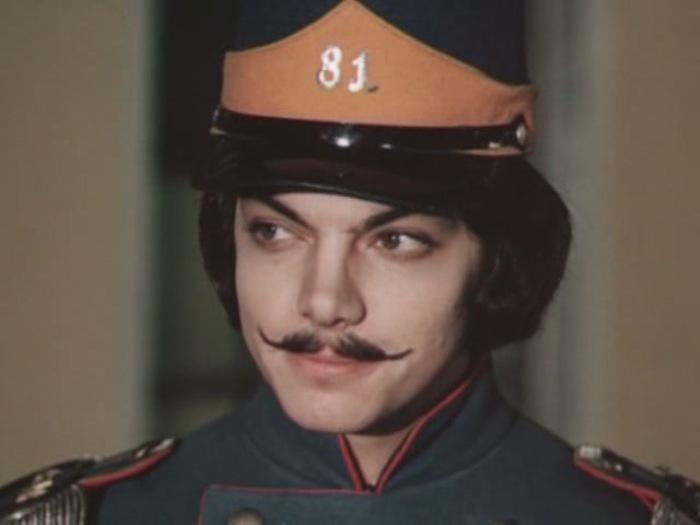 Сергей Захаров в фильме *Небесные ласточки*, 1976 | Фото: kino-teatr.ru