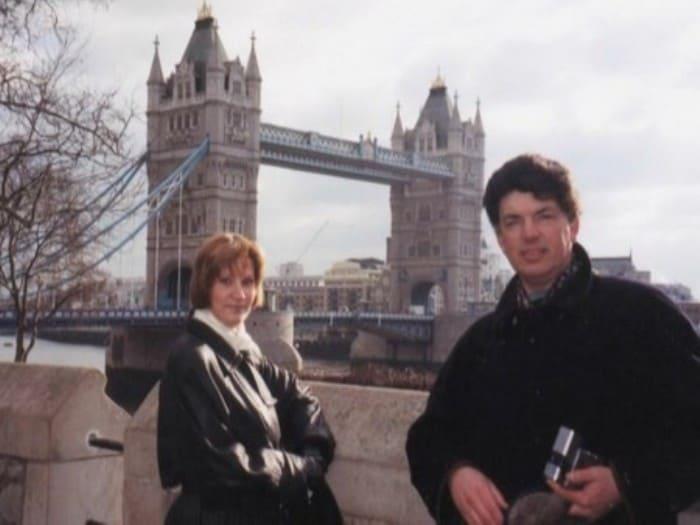 Сергей Захаров с женой | Фото: diwis.ru