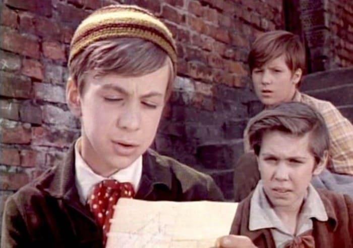 Кадр из фильма *Кортик*, 1973   Фото: kino-teatr.ru segodnya.ua