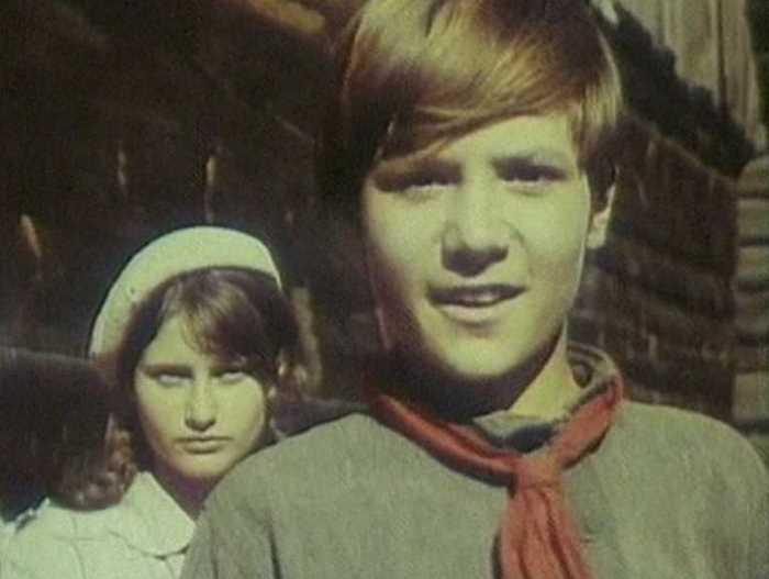 Кадр из фильма *Бронзовая птица*, 1974   Фото: kino-teatr.ru