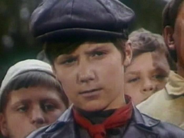 Сергей Шевкуненко в фильме *Бронзовая птица*, 1974   Фото: kino-teatr.ru