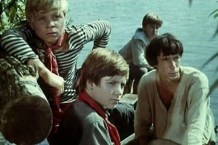 Кадр из фильма *Бронзовая птица*, 1974   Фото: peoples.ru