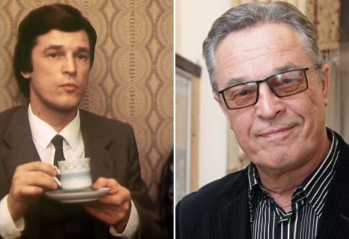 Ивар Калныньш тогда и сейчас | Фото: kino-teatr.ru