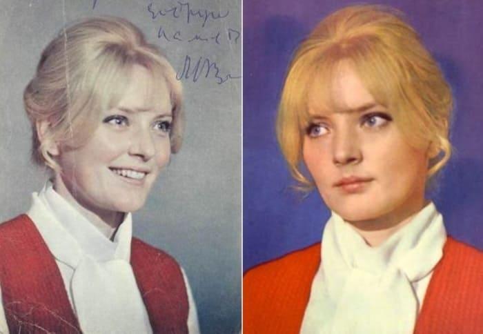 Заслуженная артистка РСФСР Марианна Вертинская | Фото: socionics.org