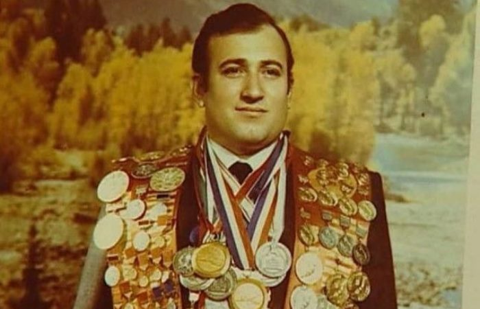 Многократный рекордсмен мира по подводному плаванию Шаварш Карапетян | Фото: thematicnews.com