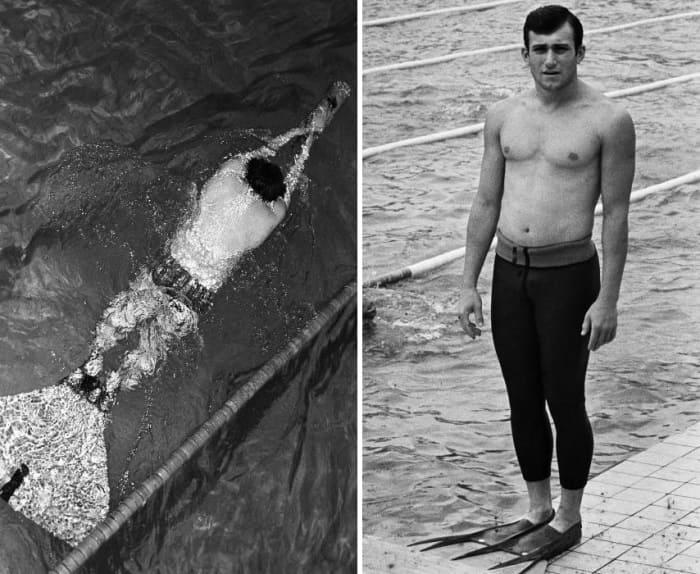 Легендарный пловец Шаварш Карапетян | Фото: kp.ru