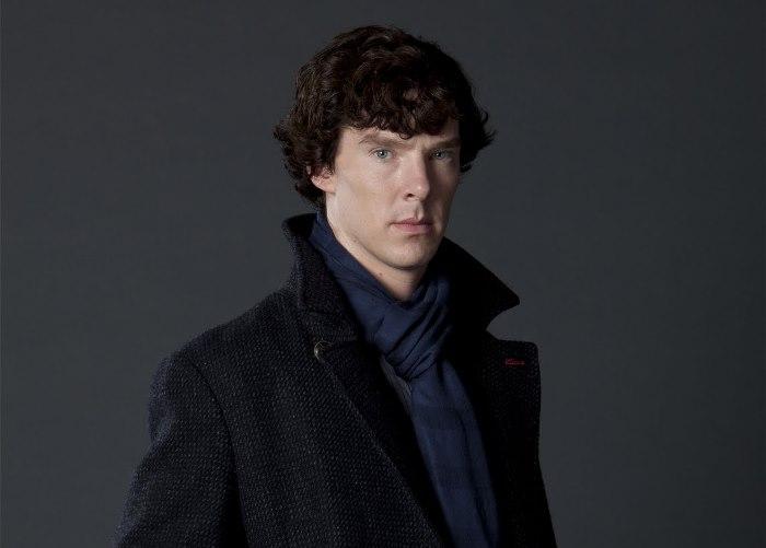 Самый современный Шерлок – Бенедикт Камбербэтч