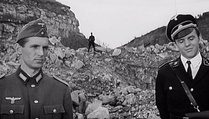 Кадр из фильма *Щит и меч*, 1968   Фото: domkino.tv
