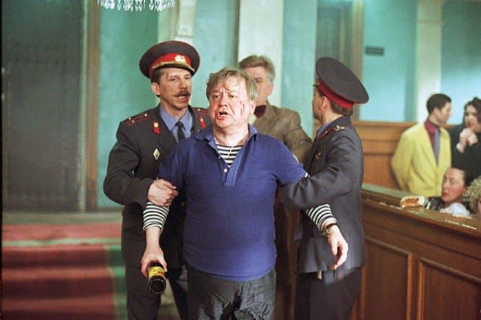Олег Табаков в фильме *Ширли-мырли*, 1995 | Фото: 2.wi-fi.ru