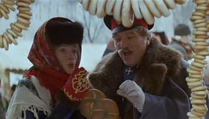 Кадр из фильма *Сибирский цирюльник*, 1998 | Фото: filarmonia-donetsk.ru