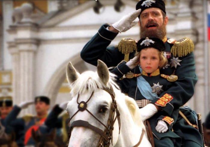 Никита Михалков в фильме *Сибирский цирюльник*, 1998 | Фото: kino-teatr.ru