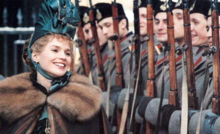 Джулия Ормонд в фильме *Сибирский цирюльник*, 1998 | Фото: svoboda.org