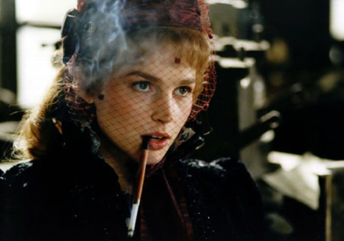 Джулия Ормонд в фильме *Сибирский цирюльник*, 1998 | Фото: kino-teatr.ru