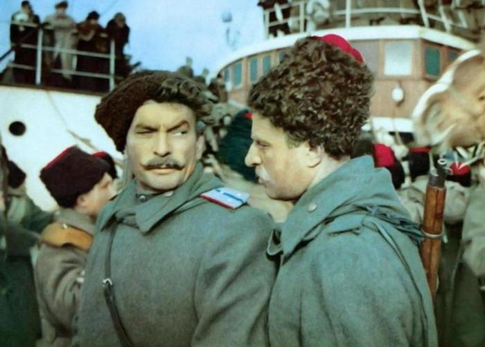 Кадр из фильма *Тихий Дон*, 1957-1958 | Фото: ivi.ru