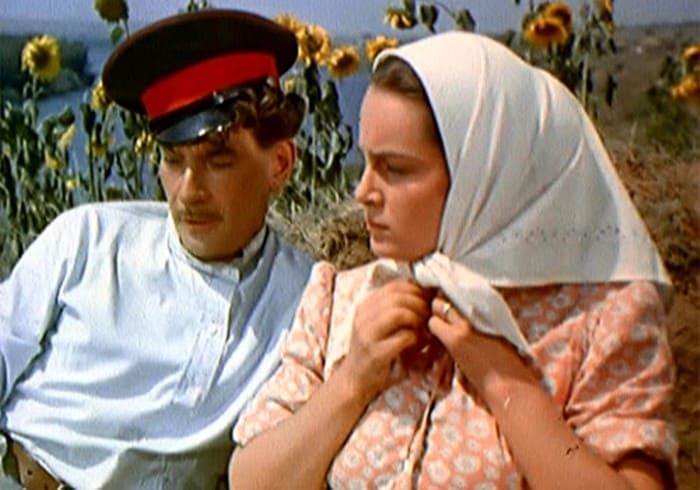 Кадр из фильма *Тихий Дон*, 1957-1958 | Фото: culture.ru