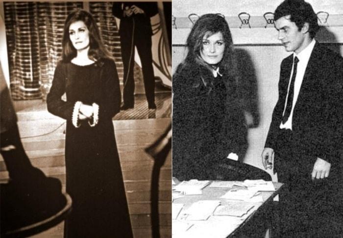 Далида и Луиджи Тенко в Сан-Ремо, 1967   Фото: top-antropos.com