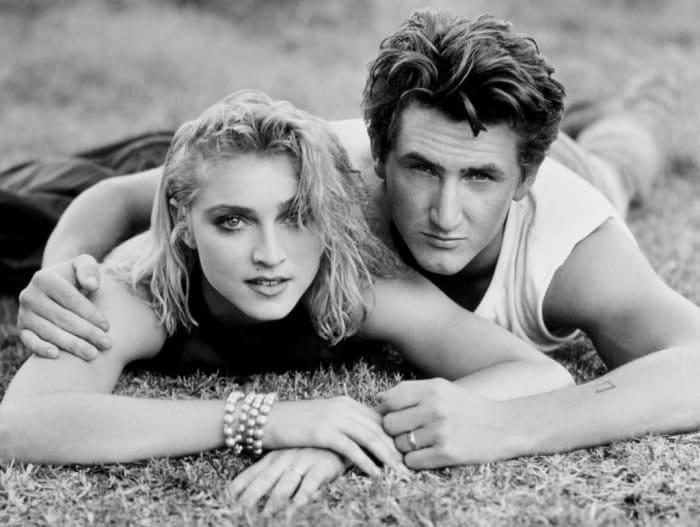 Шонн Пенн и Мадонна | Фото: skopdesign.com