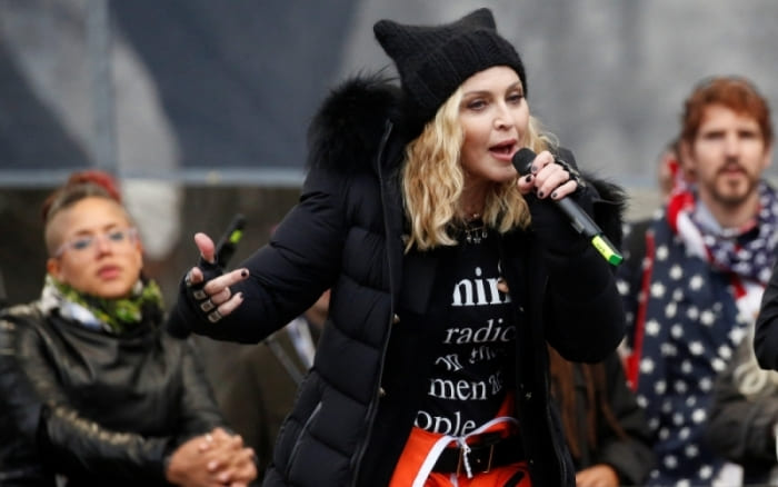 Певица, актриса, сценарист, режиссер, продюсер, дизайнер Мадонна | Фото: znaj.ua