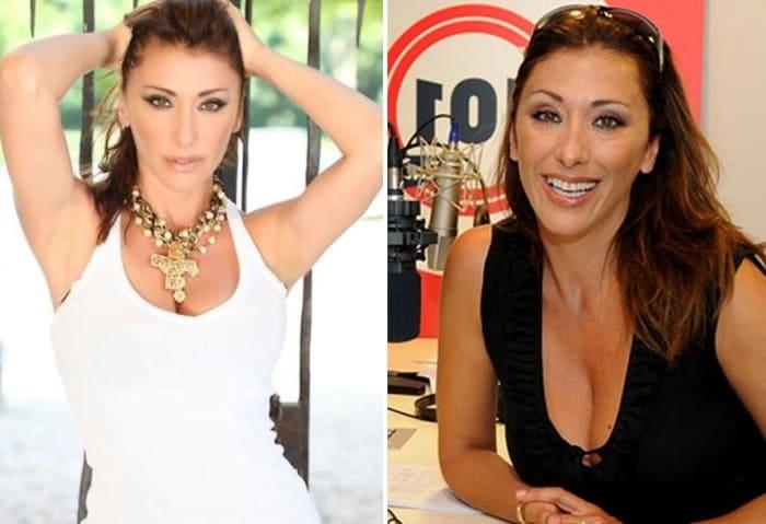 Одна из самых богатых и известных в мире итальянских певиц Сабрина | Фото: 7days.ru и shock.com.ru