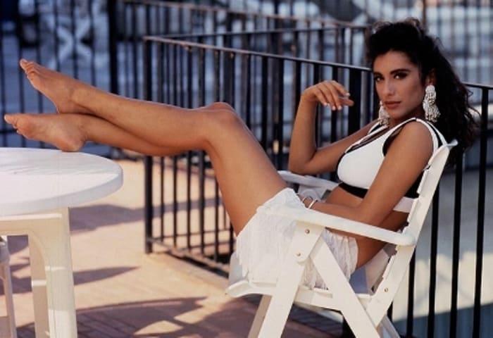 Звезда 1980-х гг. Сабрина | Фото: abrgen.ru