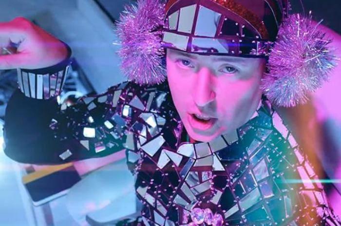 Витас в своем новом клипе | Фото: vokrug.tv