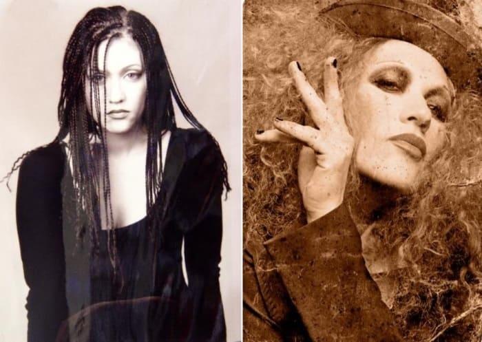 Популярная в 1990-х гг. певица Линда | Фото: muslib.ru