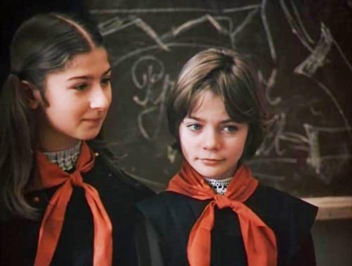 Кадр из фильма *Гостья из будущего*, 1984 | Фото: eg.ru