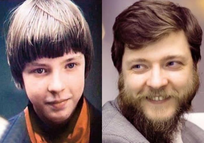 Алексей Муравьев тогда и сейчас | Фото: trinixy.ru