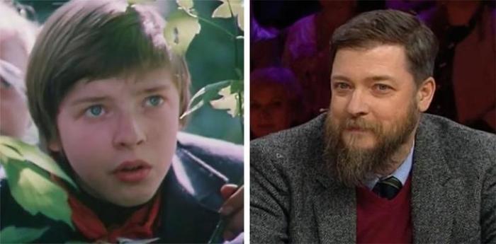 Алексей Муравьев тогда и сейчас | Фото: spletnik.temaretik.com
