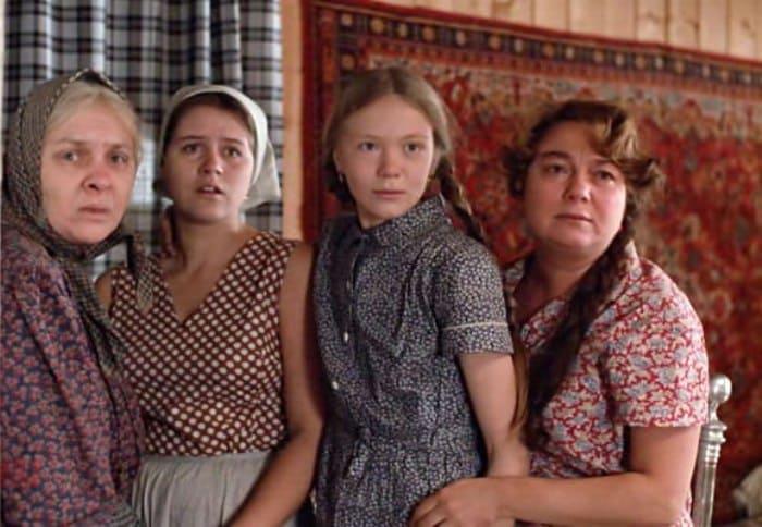 Кадр из фильма *Любовь и голуби*, 1984 | Фото: ruskino.ru