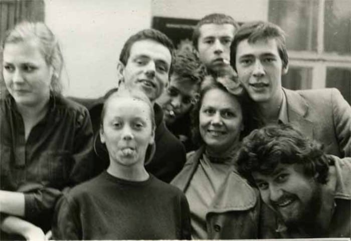 Евдокия Германова в студенческие годы | Фото: kino-teatr.ru