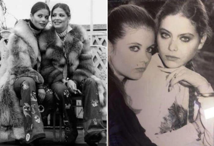 Сестры Клаудиа и Франческа Ривелли | Фото: from-ua.com, zhurnal-lady.com