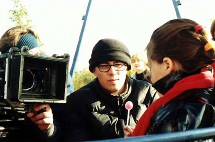 Сергей Бодров-младший на съемках фильма | Фото: dubikvit.livejournal.com
