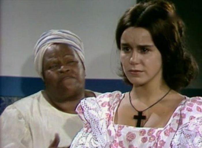Кадр из сериала *Рабыня Изаура* | Фото: dictat.net