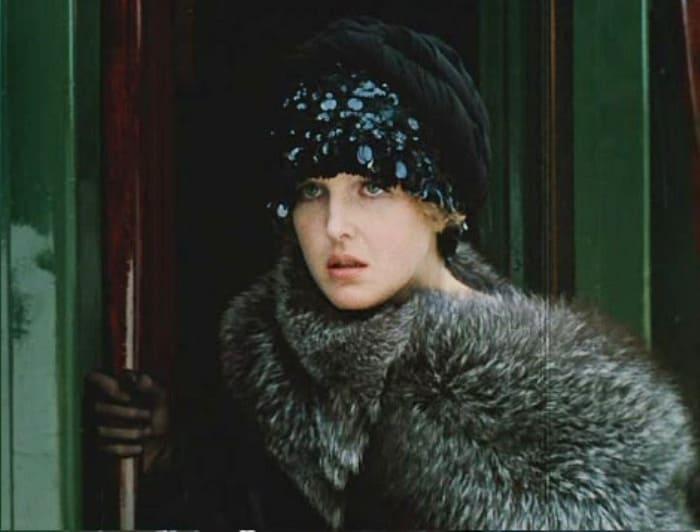 Елена Соловей в роли Ольги Вознесенской | Фото: kino-teatr.ru