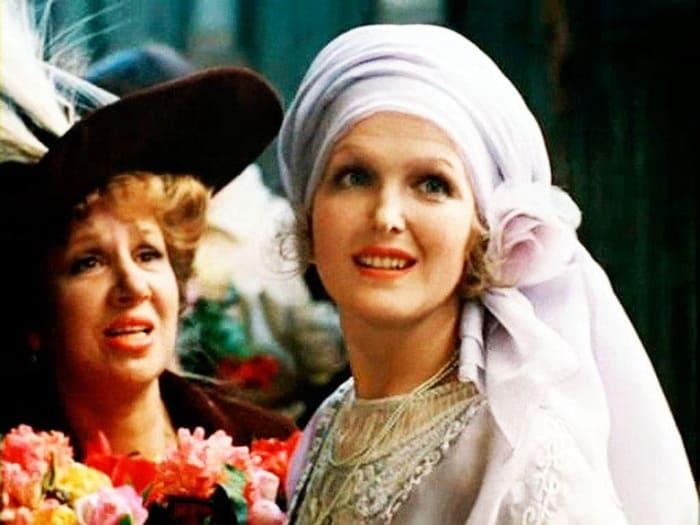 Кадр из фильма *Раба любви*, 1975 | Фото: vokrug.tv