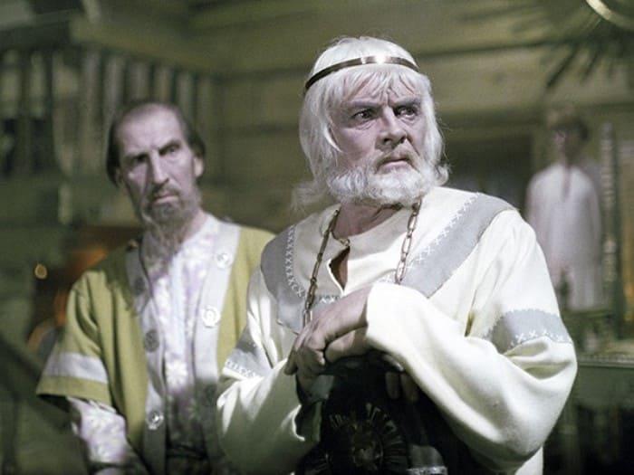 Павел Кадочников в роли царя Берендея | Фото: stoletie.ru