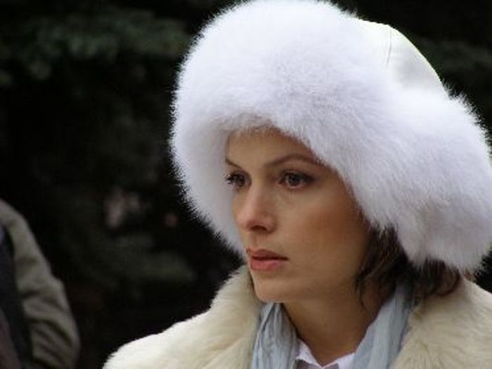Мария Порошина в фильме *Моя мама – Снегурочка*, 2007 | Фото: kino-teatr.ru