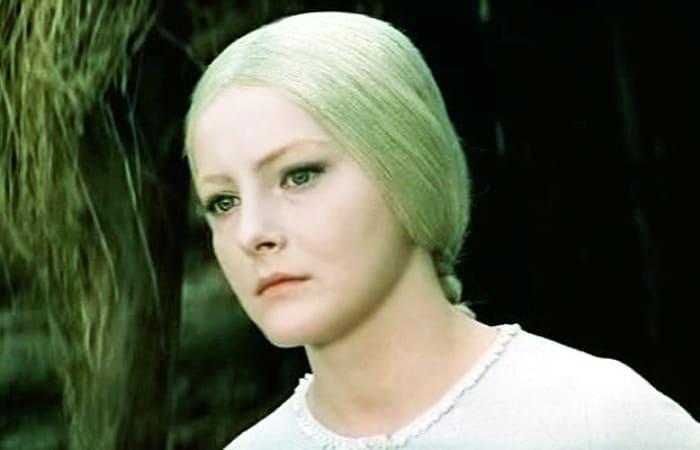 Евгения Филонова в фильме *Снегурочка*, 1968 | Фото: kino-teatr.ru