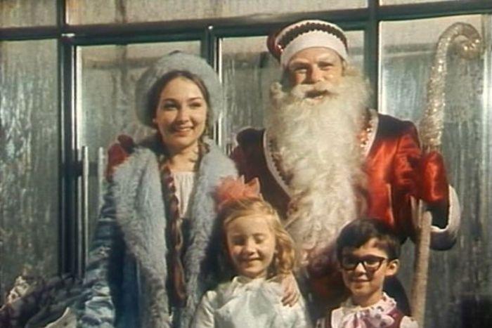 Кадр из фильма *Новогодние приключения Маши и Вити*, 1975 | Фото: 24smi.org