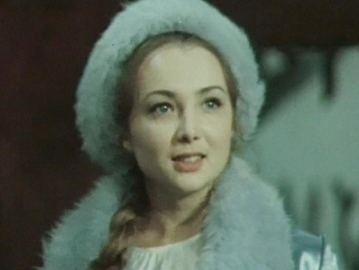 Ирина Борисова в роли Снегурочки | Фото: kino-teatr.ru
