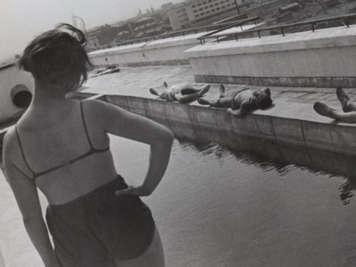 Утренняя гимнастика. Фото А. Родченко, 1932 | Фото: cameralabs.org